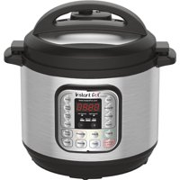 Instant Pot DUO80 8 Qt 7-in-1 Multi- Use Programmable Pressure Cooker, Slow Cooker, Rice Cooker, Steamer, Saut, Yogurt Maker and Warmer