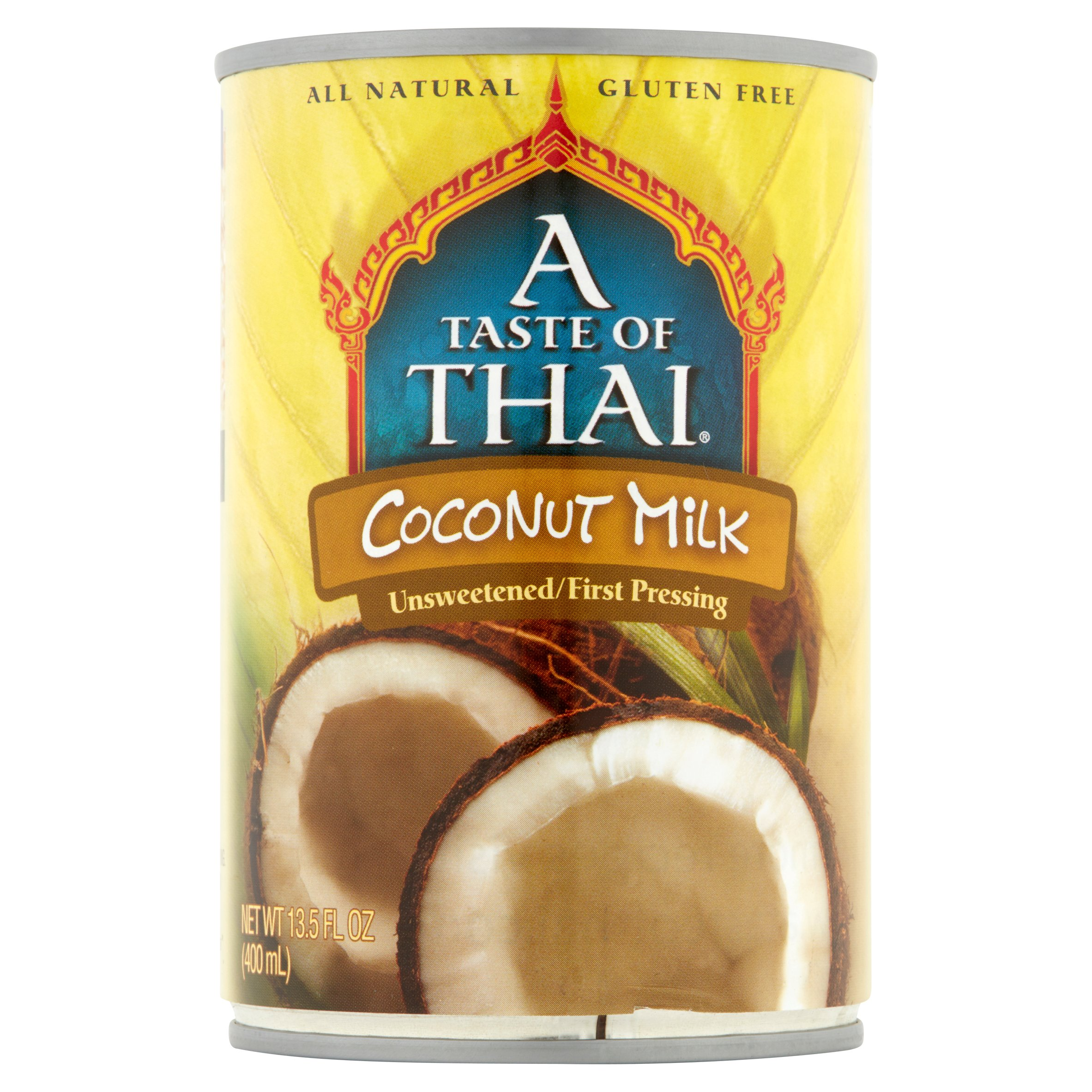 A Taste of Thai Coconut Milk 13.5fl oz by Andre Prost, Inc.
