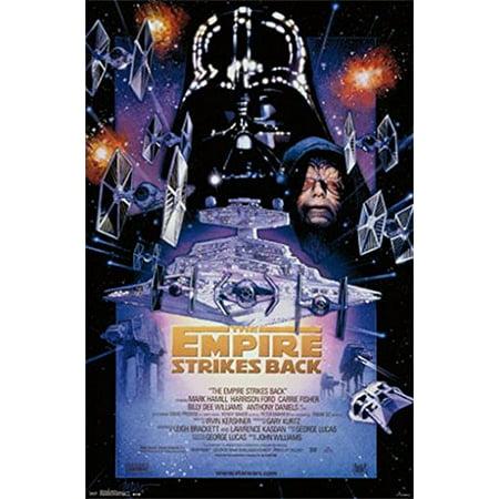 Star Wars Poster Darth Vader - Episode 5 New 22x34