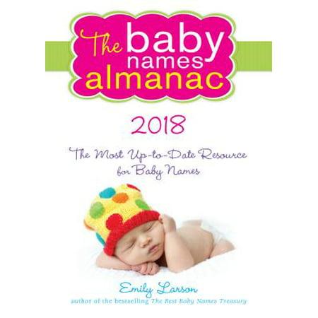 2018 Baby Names Almanac, The](Baby Peacock Name)