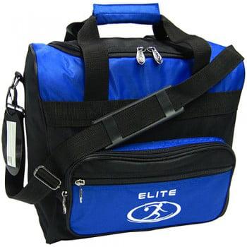 Elite Impression Blue Bowling Bag