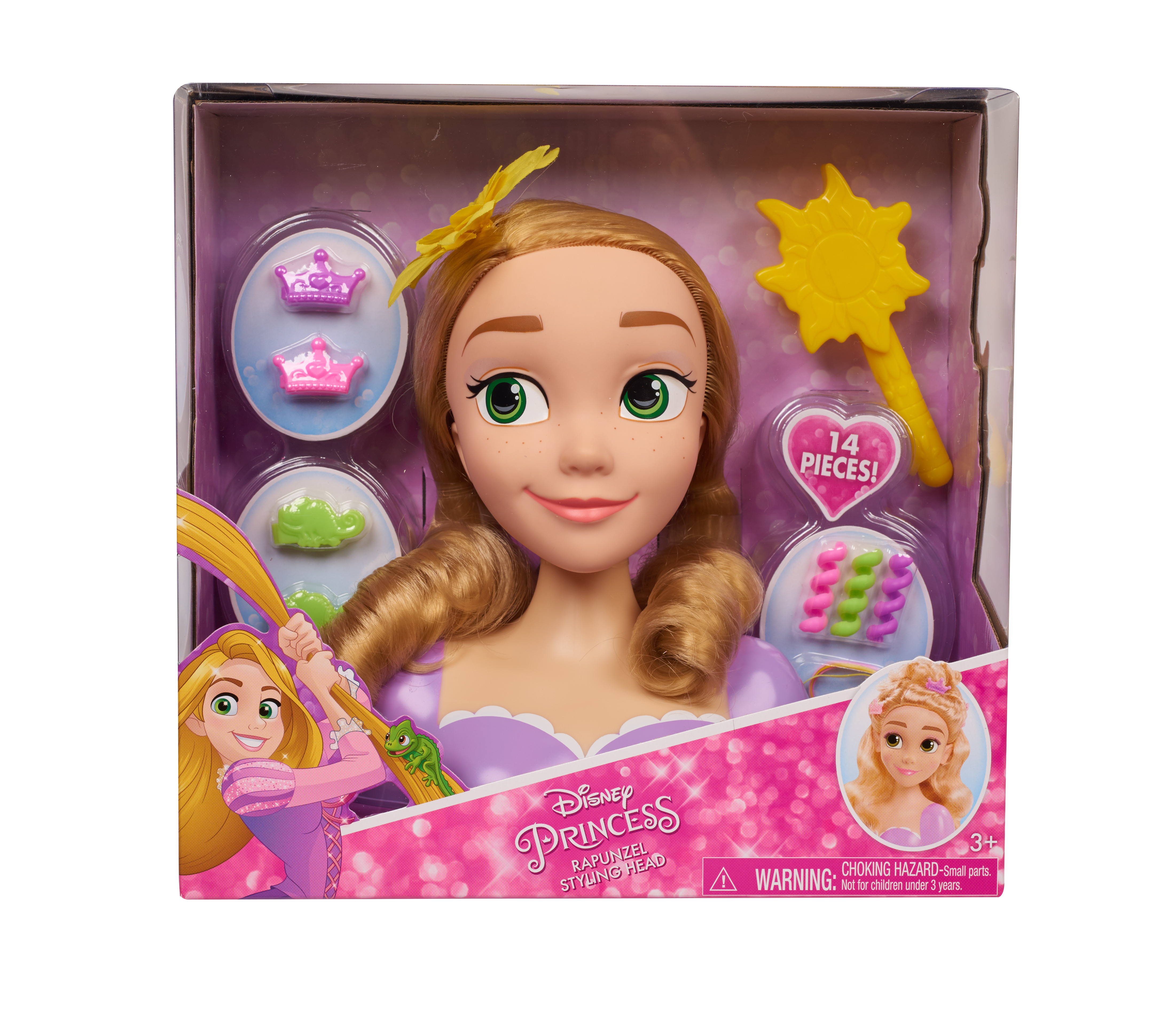 Disney Princess Rapunzel Styling Head by Just Play