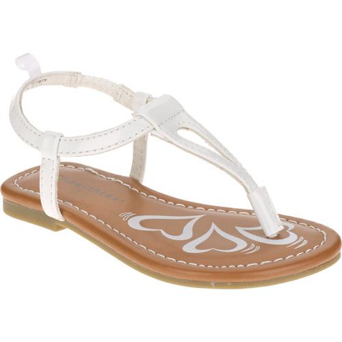 Healthtex Toddler Girl's Flash Thong Sandal