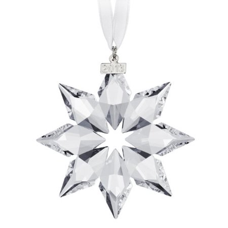 Swarovski 2013 Annual Edition Crystal Star Ornament