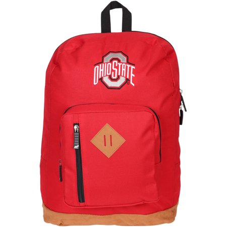 The Northwest Company Scarlet Ohio State Buckeyes Playbook Backpack - No Size