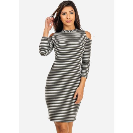 For long juniors bodycon dresses sleeve with tops
