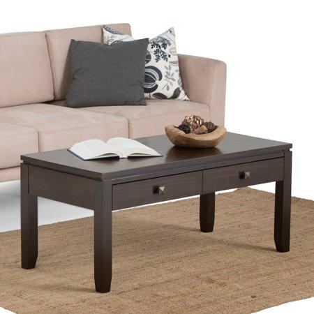 Simpli Home Cosmopolitan Coffee Table