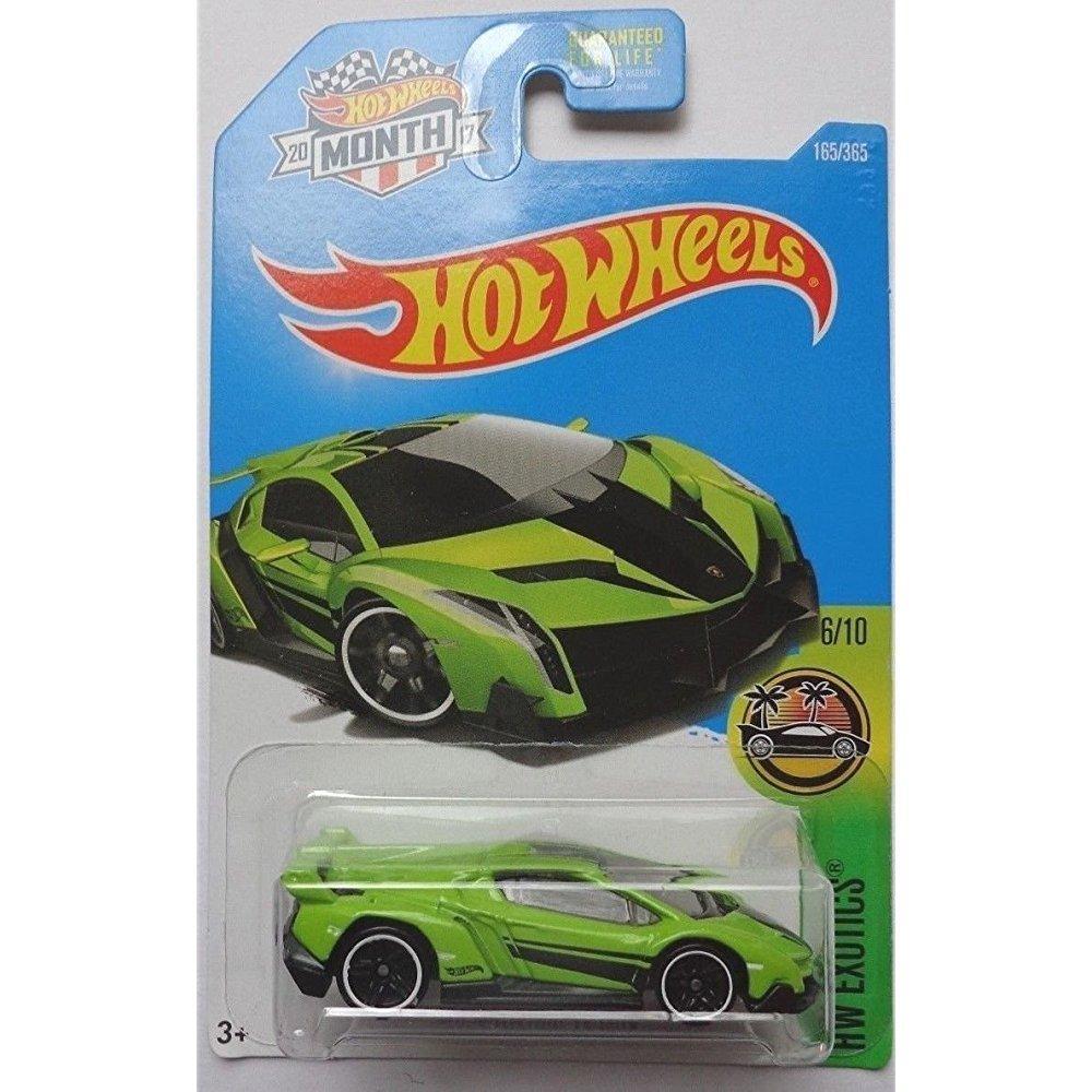 Hot Wheels HW Hot Trucks Chevy Blazer 4x4 Die-Cast Car [8/10]