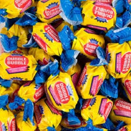 Dubble Bubble gum original flavor BULK deal 200 pieces (double bubble)