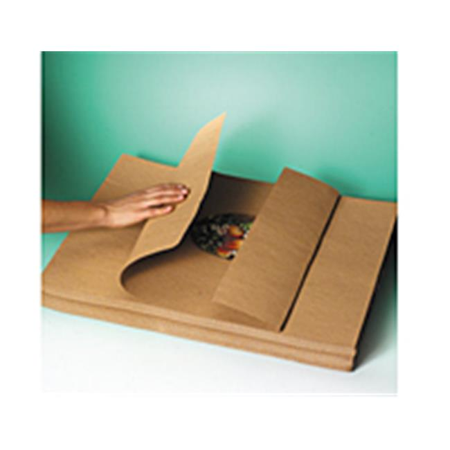 Box Partners IKP1824 18 in. x 24 in.- 60no.- Indented Kraft Paper Sheets