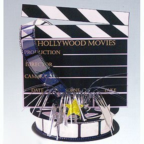 Hollywood Movie Set Centerpiece (Hollywood Party Centerpieces)