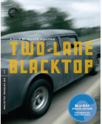 Two-Lane Blacktop (Criterion Collection) (Blu-ray)
