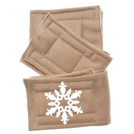 Mirage 500-110 SFXS Pack Of 3 Peter Pads Snowflake X-Small