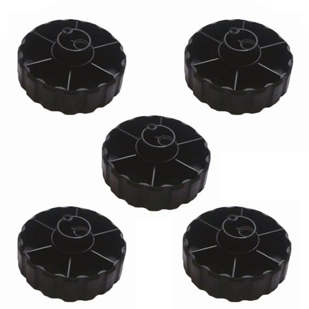 Edging String Trimmer (Worx WG166 String Trimmer (5 Pack) Replacement Edging Wheel # 50007148-5PK )