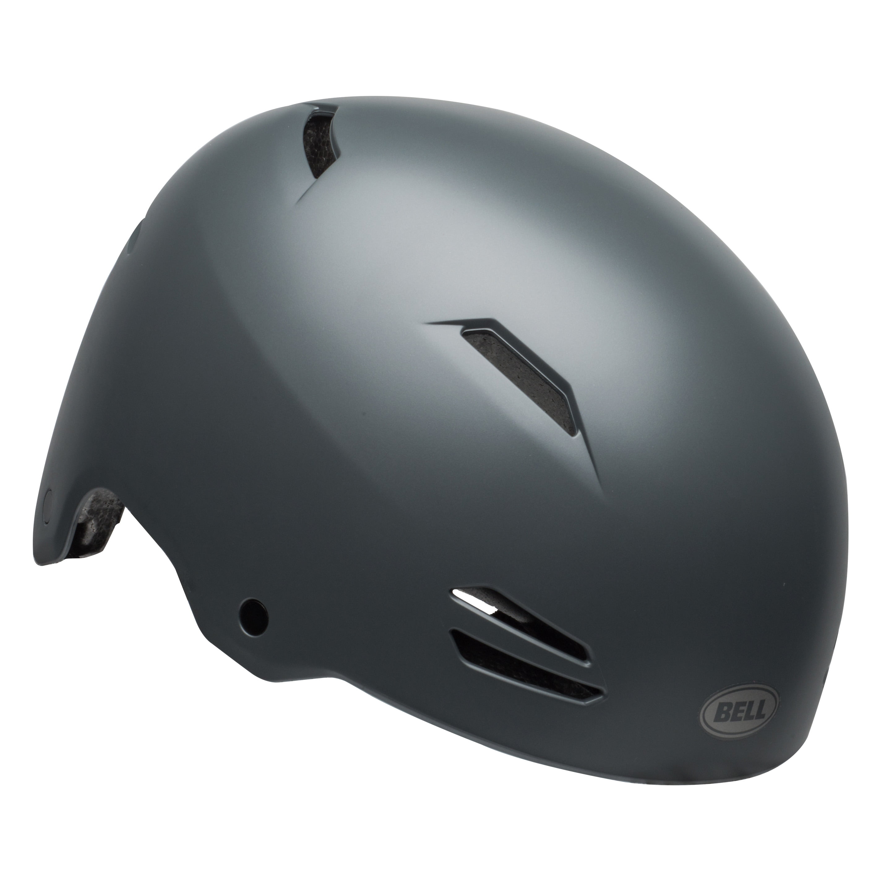 Bell Sports Vert 2.0 Adult Multisport Helmet, Dark Titanium by Vista Outdoor