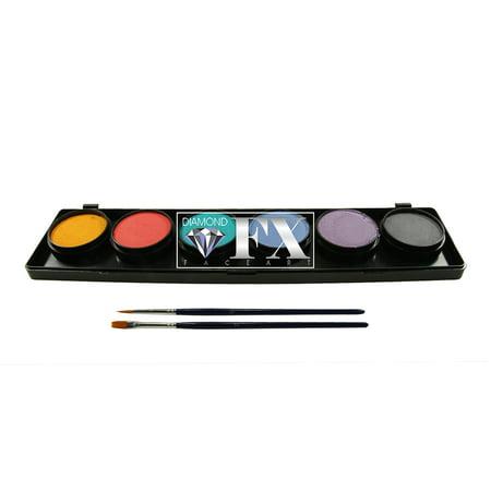 Pastel Color Palette (Diamond FX 6 Color Palette - Pastel (10)