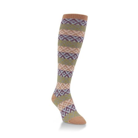 World's Softest Socks - Weekend Collection - Gallery 2 Knee-Hi - Felicity - 70s Socks