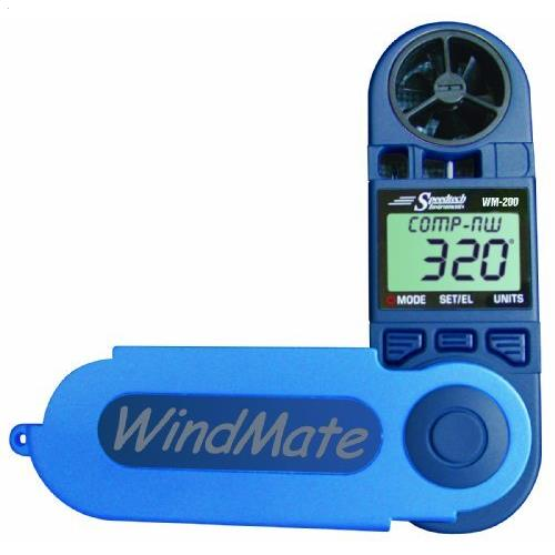 Weatherhawk WM-200 WindMate Anemometer w/ Wind Direction
