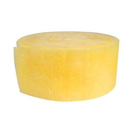 M-D Building Products  Yellow  Fiberglass  Insulation  For Doors and Windows 4 ft. L x 1