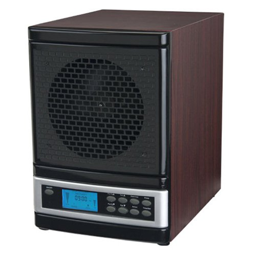 MicroLux ML4000D 7 Stage UV Ion Air Purifier with Remote
