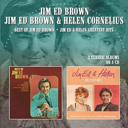 Best Of Jim Ed Brown / Jim Ed & Helen Greatest (Best Drivers Ed App)