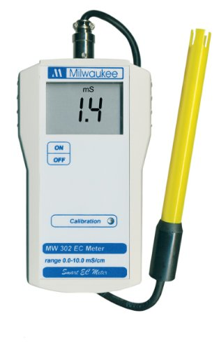 EC Portable Conductivity Meter by Milwaukee Instruments