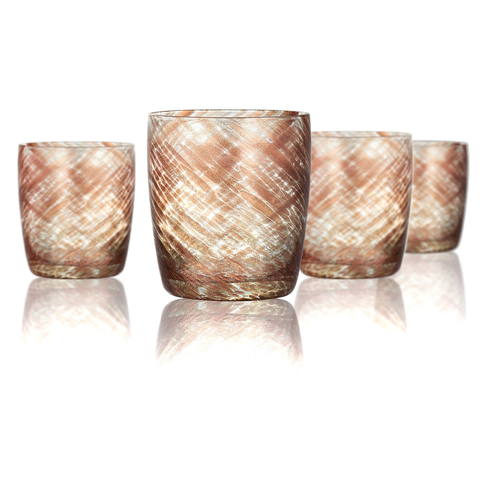 Artland Misty DOF Glasses - Set of 4