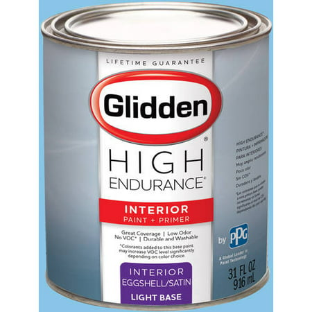 Glidden High Endurance, Interior Paint and Primer, Pool Party, #79BG 53/259