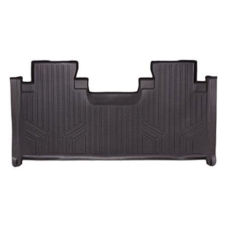 Maxliner B0199 Maxfloormat Floor Mats For F 150 Supercab Front Bench Seat Black