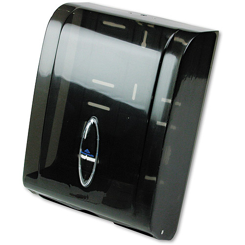 Georgia Pacific C-Fold/Multifold Towel Dispenser, Translucent Smoke