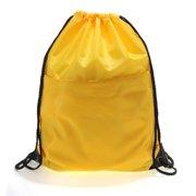 46x37cm Drawstring Backpack Bags Sports Cinch Sack String Backpack Bulk Storage Bags for Gym Traveling