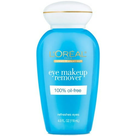 2 Pack - L'Oreal Dermo-Expertise Eye Makeup Remover 4 (L Oreal Dermo Expertise Gentle Eye Makeup Remover)