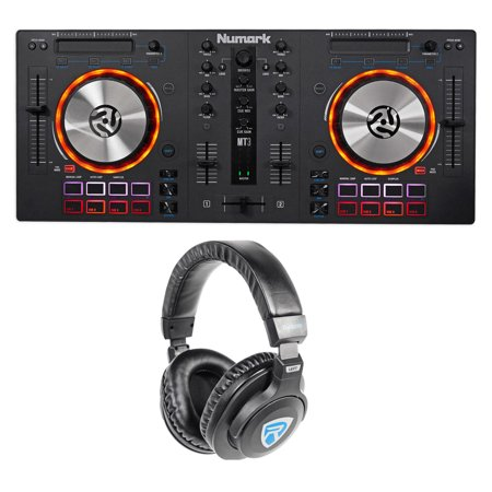 Numark Mixtrack 3 All-in-one DJ Controller 4 Virtual DJ Mixtrack
