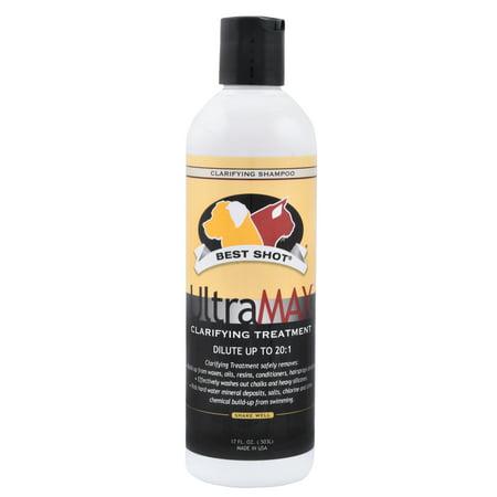 17 oz Best Shot UltraMAX Pro Clarifying Shampoo
