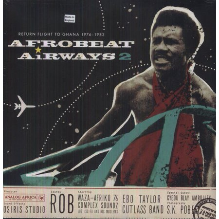 Afrobeat Airways 2: Return Flight to Ghana 1974-83 (Vinyl)