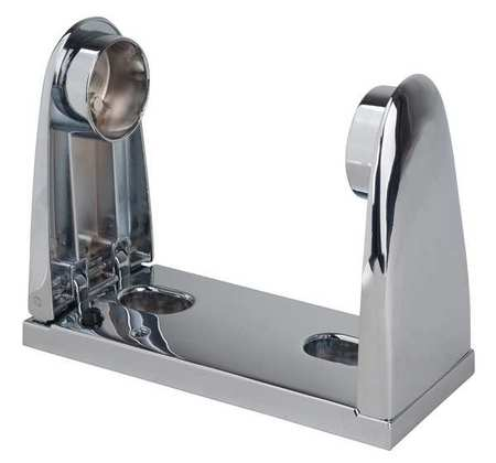 TAYMOR 01-C1015 Toilet Paper Holder, Double Post, Zamac