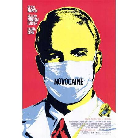 Novocaine Poster Movie  27X40