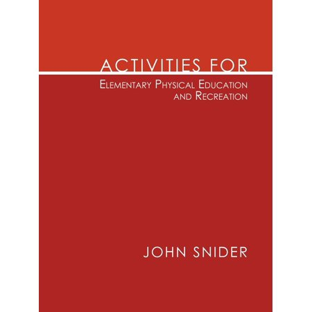 Activities for Elementary Physical Education and Recreation - Halloween Physical Education Activities