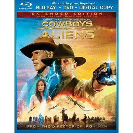 Cowboys   Aliens (Blu-ray) - Walmart.com 88823561b1a7
