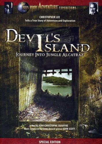 Devils Island : Journey Into Jungle Alcatraz by SLINGSHOT