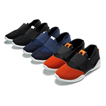 Men's Canvas Sneakers Sport Lightweight Non-slip Shoes Breathable Running Casual Shoes Outdoor