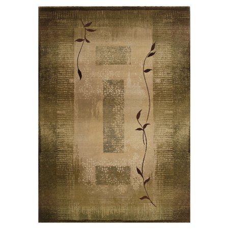 Oriental Weavers Generations 544G Vine Area Rug - Green ()