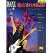 Iron Maiden: Bass Play-Along Volume 57 (Other)