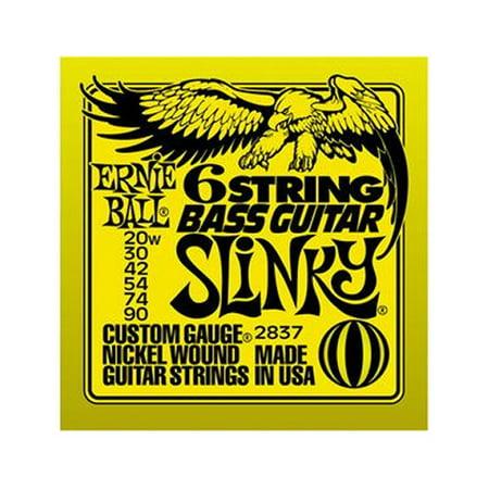Slinky Silhouette 6-String Short-Scale Bass (Best Short Scale Bass Strings)
