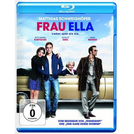 Mrs. Ella ( Frau Ella ) [ Blu-Ray, Reg.A/B/C Import - Germany ] (Frau Neoprenanzug)
