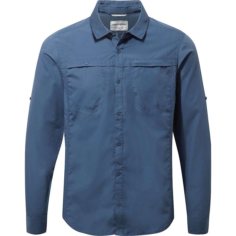 Craghoppers Men's Kiwi Trek LS Shirt
