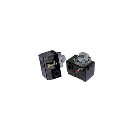 Superior Electric LF10-4H-HP Pressure Switch for Hitachi compressors Four Ports