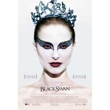Posterazzi MOVGB04511 Black Swan Movie Poster - 27 x 40