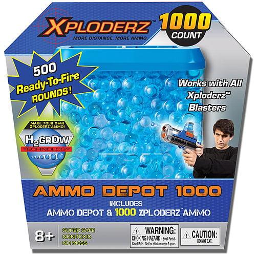 Xploderz Ammo Depot