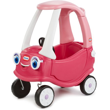 Little tikes princess cozy coupe for Little tikes 2 in 1 buildin to learn motor workshop